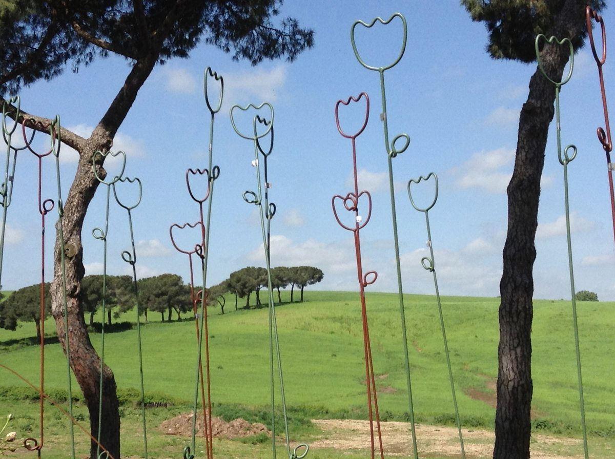 Tutori Per Rose Rampicanti klema - il design a sostegno delle piante - shop - viterbo